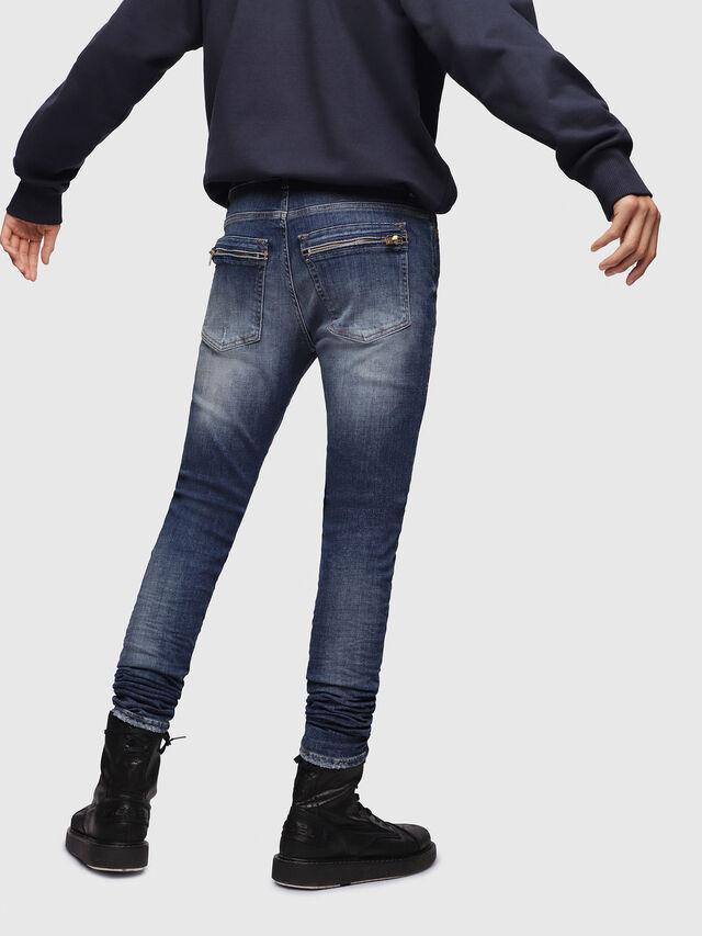 Diesel - D-Amny 086AV, Medium blue - Jeans - Image 2