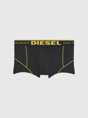 55-DCUT, Black/Yellow - Trunks