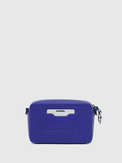 Diesel - ROSA' PC, Blue - Crossbody Bags - Image 2