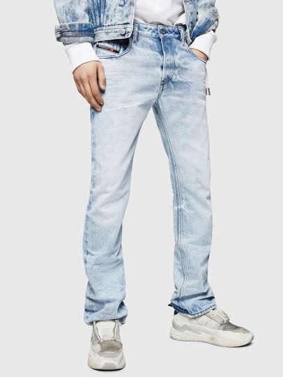 Diesel - D-Ligenz 0078C, Light Blue - Jeans - Image 4