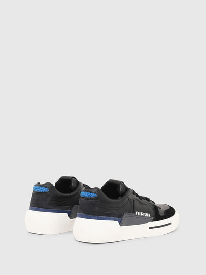 Diesel - S-DESE MG LOW, Black - Sneakers - Image 3