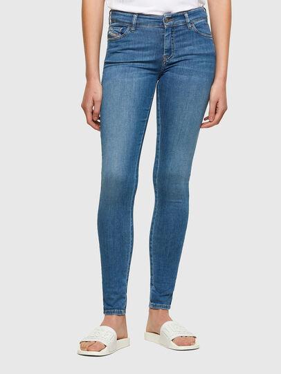 Diesel - Slandy 069RR, Light Blue - Jeans - Image 1