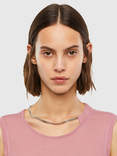 Diesel - T-CHANNY, Pink - Tops - Image 3