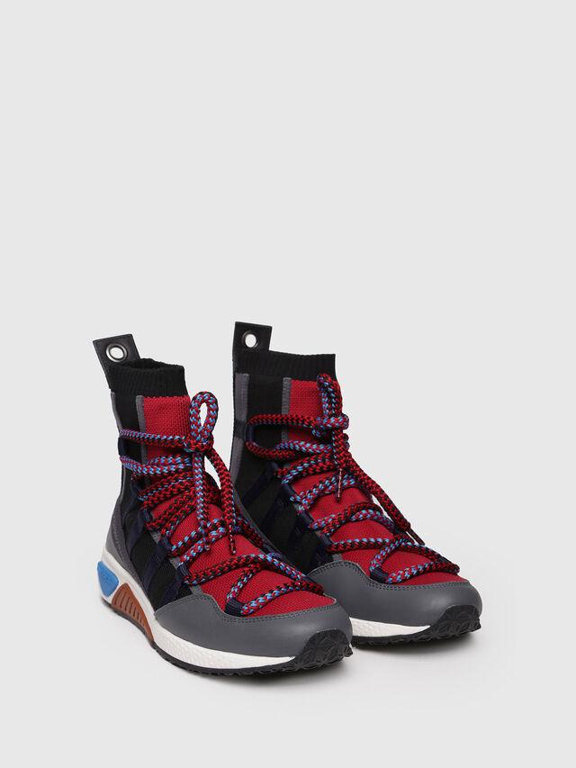 Diesel - S-KB LOOP SOCK W, Multicolor - Sneakers - Image 3
