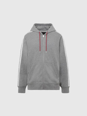 UMLT-BRANDON-Z, Light Grey - Sweaters