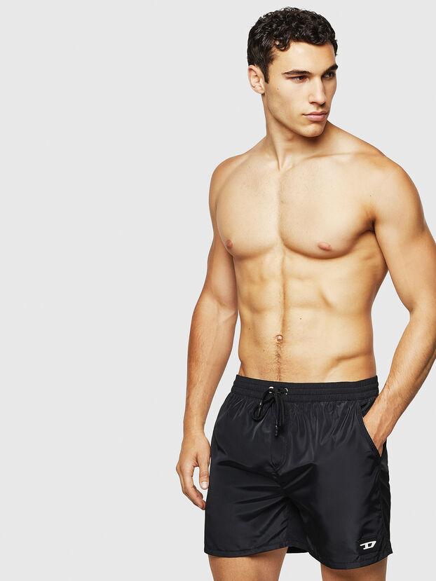 BMBX-CAYBAY, Black - Swim shorts