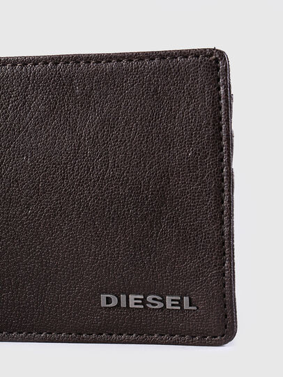 Diesel - JOHNAS I, Dark Brown - Card cases - Image 3