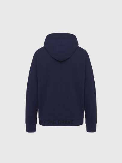 Diesel - S-ELECTRUM, Night Blue - Sweaters - Image 2
