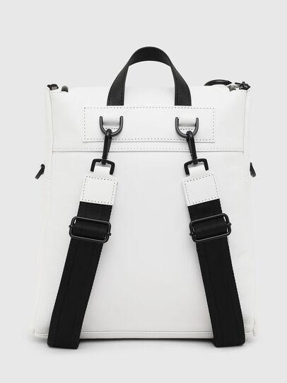 Diesel - SPYNEA, White/Black - Backpacks - Image 2