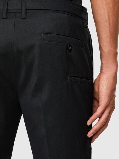 Diesel - P-SCOTT, Black - Pants - Image 5