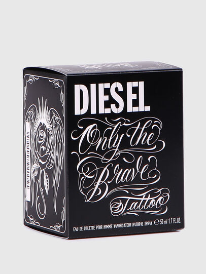 Diesel - ONLY THE BRAVE TATTOO 50 ML, Generic - Only The Brave - Image 4