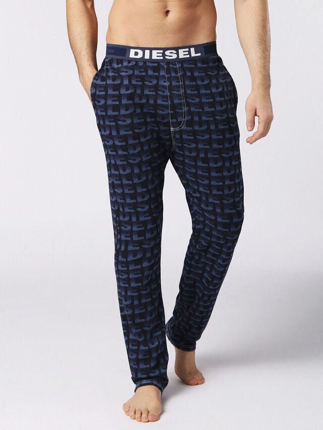 Diesel - UMLB-JULIO, Blue - Pants - Image 1