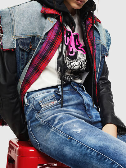 Diesel - Slandy High 0096J,  - Jeans - Image 3