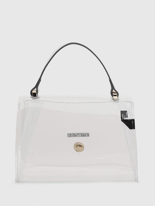 Diesel - CRYSTAL BAG, White - Bags - Image 3