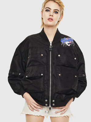 G-RAMS, Black - Jackets