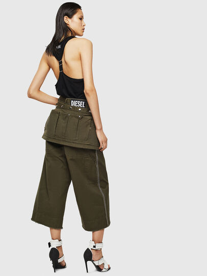 Diesel - P-RAEY, Military Green - Pants - Image 2