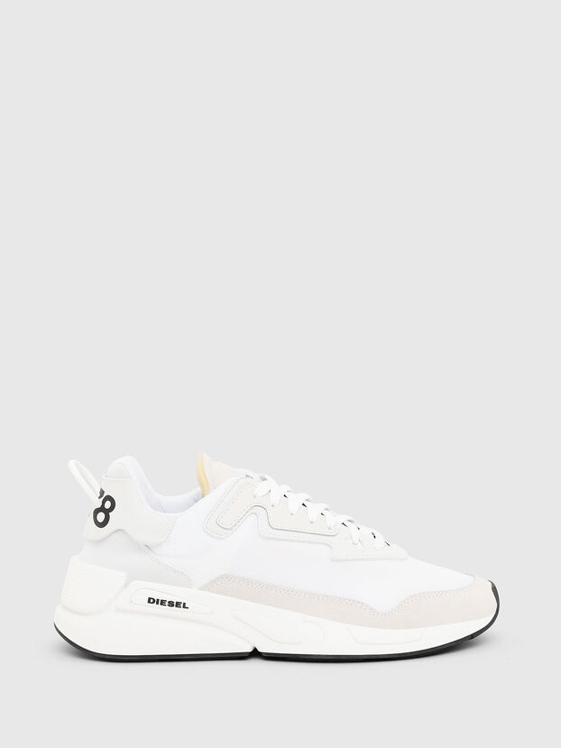 S-SERENDIPITY LC W, White - Sneakers