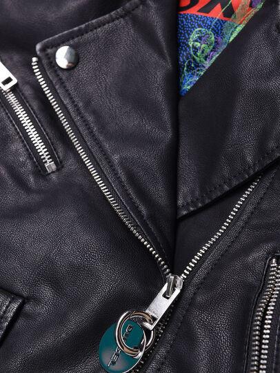 Diesel - JHELGHEM, Black - Jackets - Image 3
