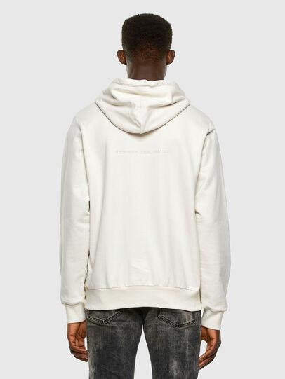 Diesel - S-GIRK-HOOD-X1, White - Sweaters - Image 6