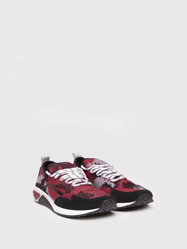 Diesel - S-KBY, Black/Red - Sneakers - Image 2