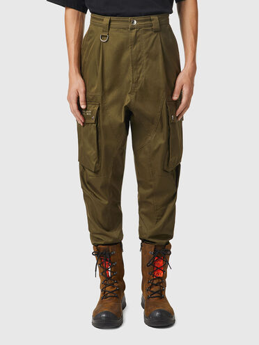Green Label cargo pants