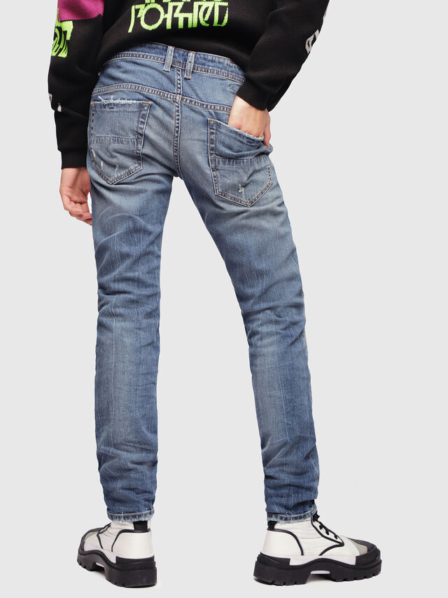 Diesel - Thommer 069DZ, Medium blue - Jeans - Image 2