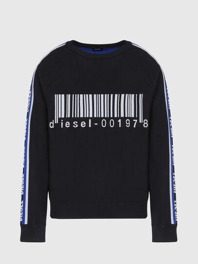 Diesel - K-RUSH, Black - Knitwear - Image 1