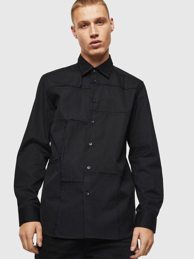 S-AUDREY, Black - Shirts