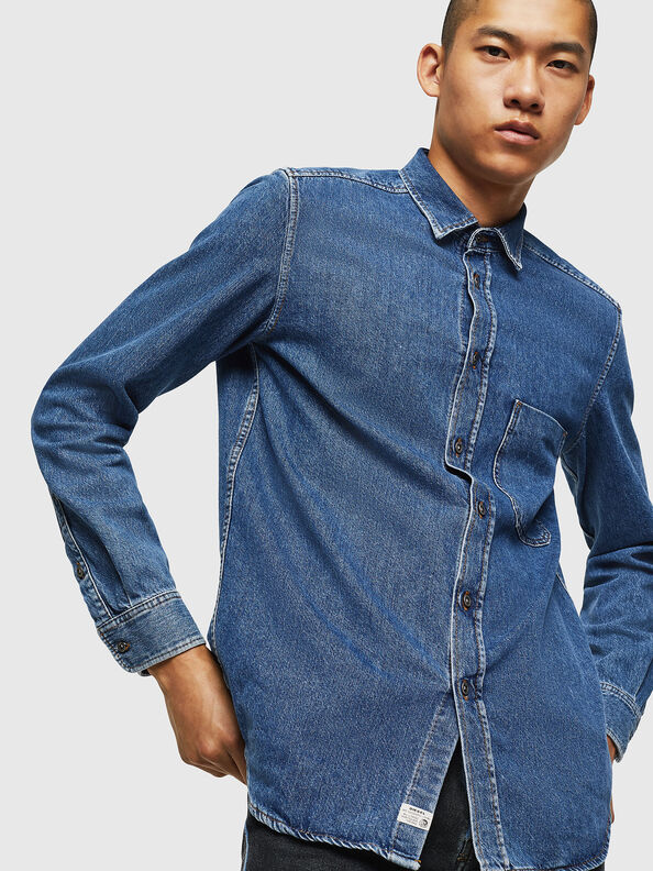 D-BER-P,  - Denim Shirts