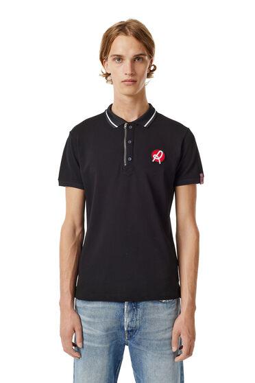Diesel x L.R. Vicenza polo shirt