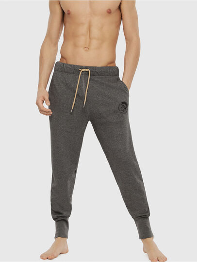 Diesel - UMLB-PETER, Grey - Pants - Image 1