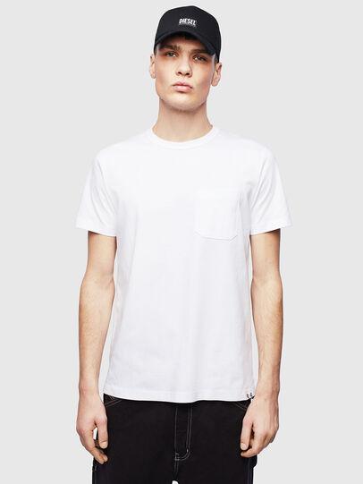 Diesel - T-RABEN-POCKET,  - T-Shirts - Image 1