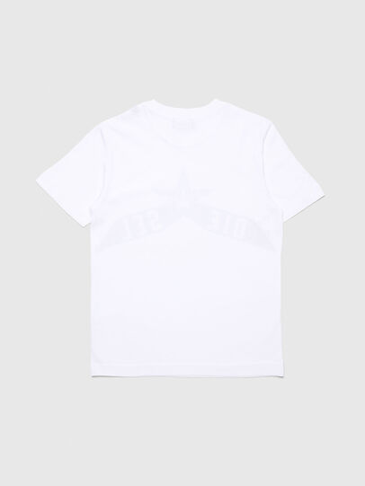 Diesel - TDIEGOA7, White - T-shirts and Tops - Image 2