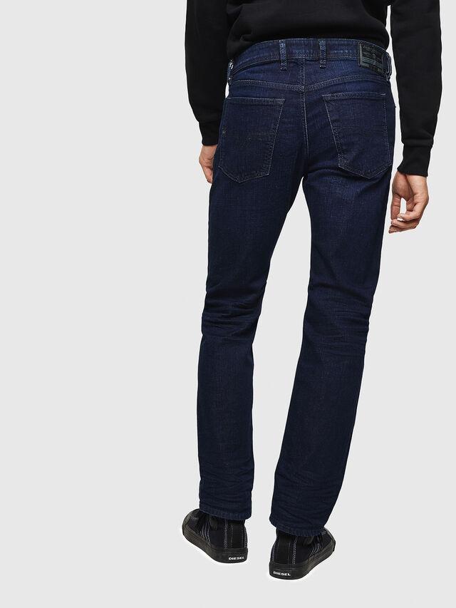Diesel - Waykee 0860Z, Dark Blue - Jeans - Image 2
