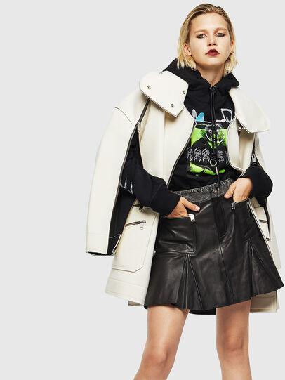 Diesel - F-MAGGY, Black - Sweaters - Image 6