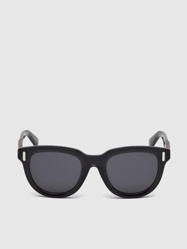 Diesel DL0228, Black - Eyewear - Image 1