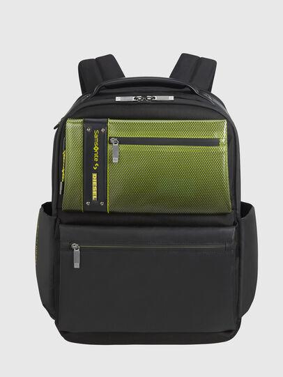 """Diesel - """"KB1*19001 - OPENROA, Black/Yellow - Backpacks - Image 1"""