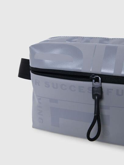 Diesel - X-BOLD BELTBAG, Grey - Belt bags - Image 5