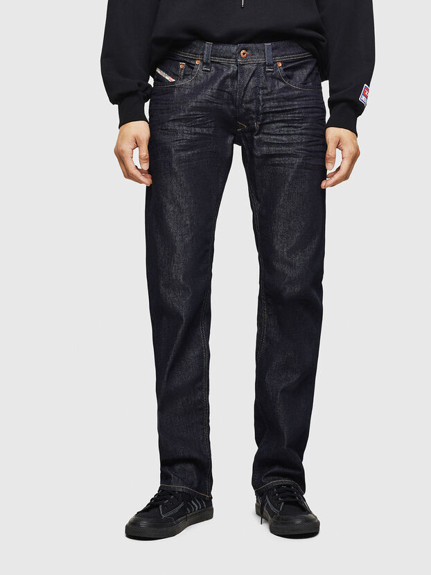 Larkee 084HN, Dark Blue - Jeans