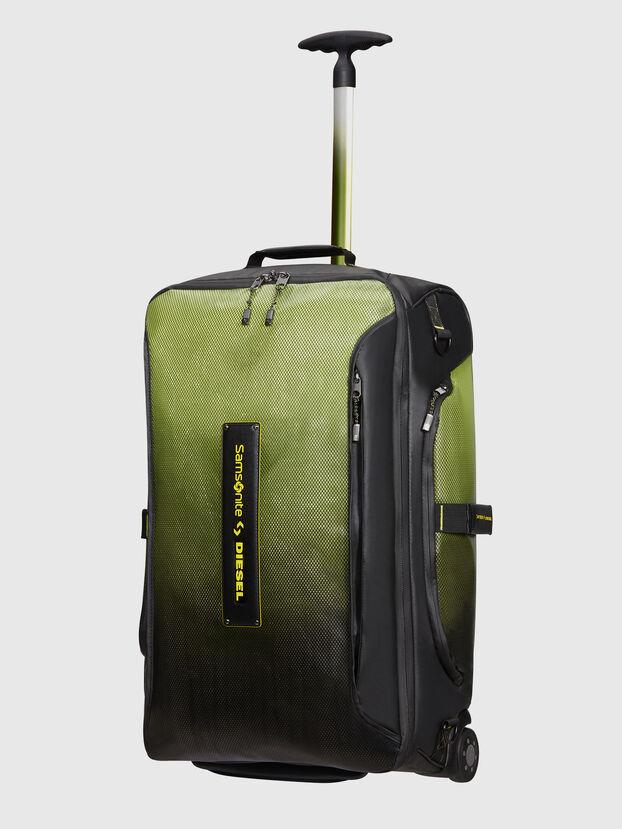 KA2*69009 - PARADIVE, Black/Yellow - Duffles with wheels
