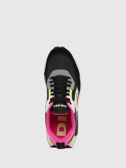 Diesel - S-TYCHE LOW CUT W, Black/Pink - Sneakers - Image 6
