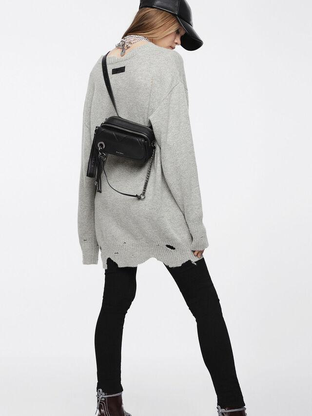 Diesel - M-PURE, Light Grey - Knitwear - Image 2