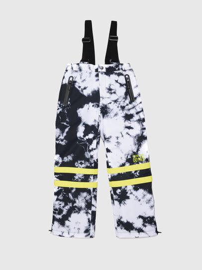 Diesel - PJFRIZ-SKI, White/Black - Ski wear - Image 1