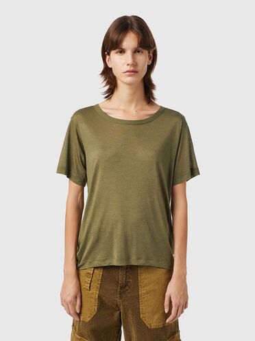 Green Label boxy top