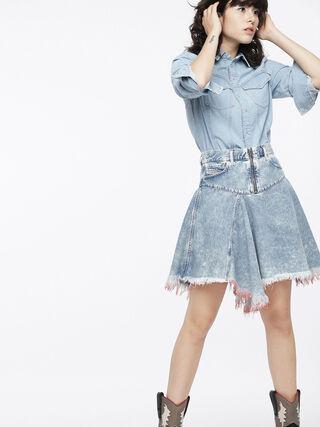 DE-FRINGY,  - Dresses