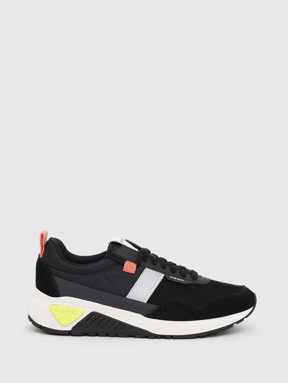 Diesel - S-KB LOW RUN, Black - Sneakers - Image 1
