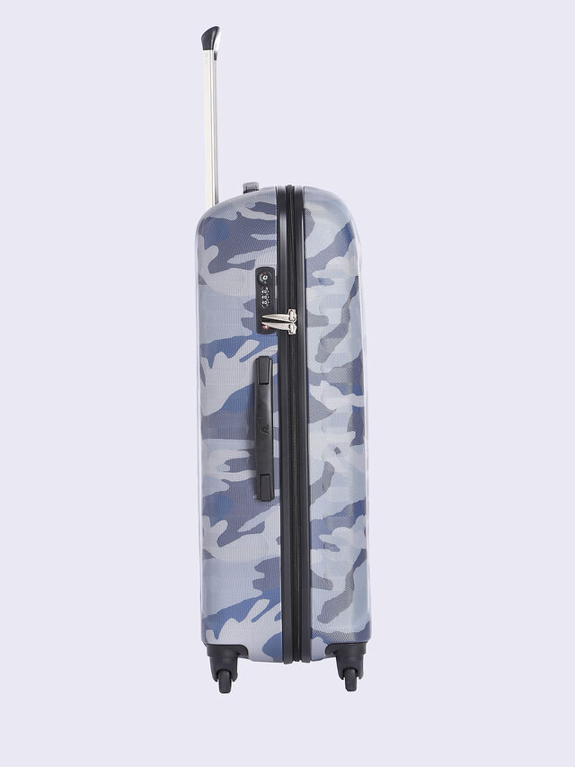 Diesel - MOVE M, Grey/Blue - Luggage - Image 3