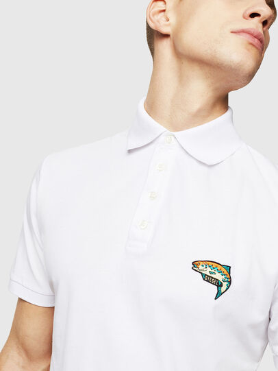 Diesel - BMOWT-POLO, White - Out of water - Image 3