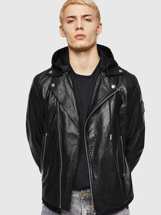 8babdc699 Men's Jackets: Leather, Denim, Bomber, Parka| Diesel®