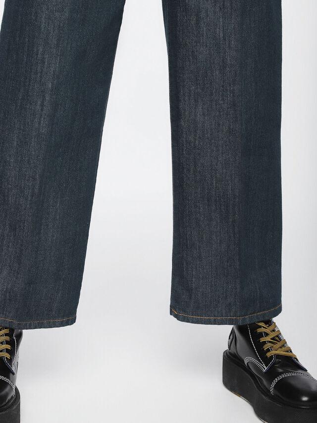 Diesel - Widee 084UR, Dark Blue - Jeans - Image 6